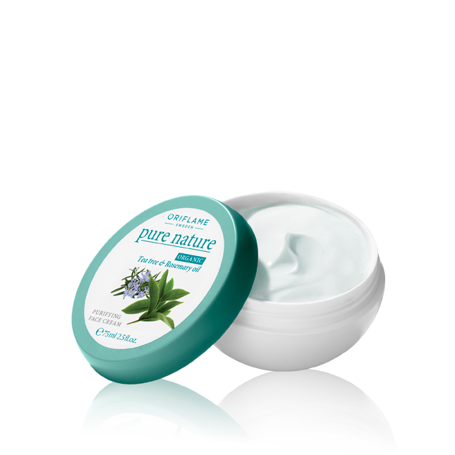 Oriflame Tea Tree Moisturizer