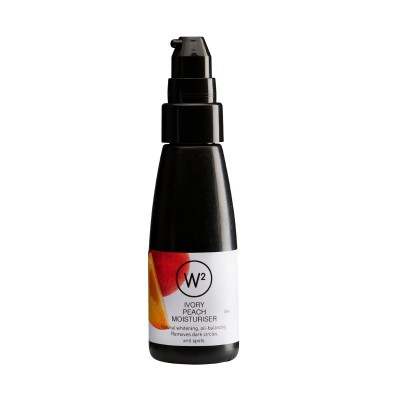 W2 Ivory and Peach Moisturizer